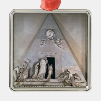 Tomb of the Archduchess Maria Christin Christmas Ornament