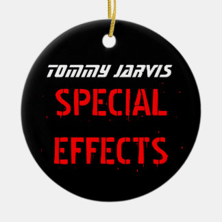 Tommy Jarvis Christmas Ornament