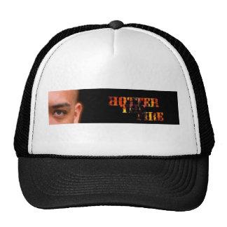 Tondrae Kemp Tshirt Hat Black