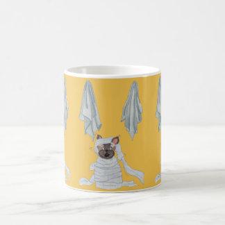 Tonkinese 11 oz  Yellow Classic Mug Basic White Mug