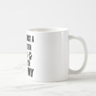 Tonkinese Cat Design Coffee Mug