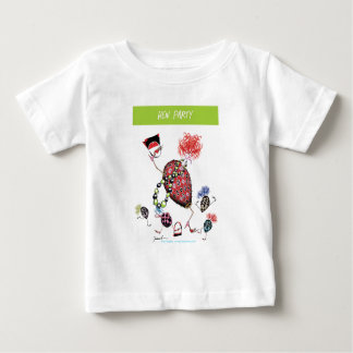 tony fernandes, hen party baby T-Shirt
