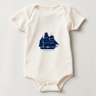 tony fernandes whaler charles morgan baby bodysuit
