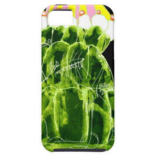 tony fernandes's lime jello rat tough iPhone 5 case