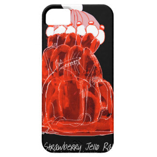tony fernandes's strawberry jello rat barely there iPhone 5 case