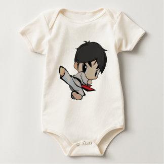 Toon Kick Baby Bodysuit