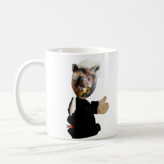 Top Dog Motto Coffee Mug