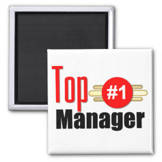 Top Manager Magnets
