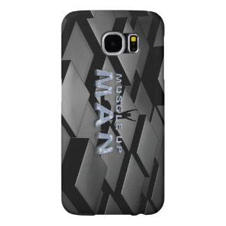 TOP Muscle Up Man Samsung Galaxy S6 Cases