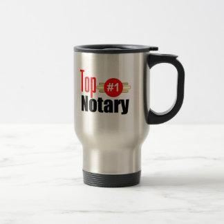 Top Notary Coffee Mug