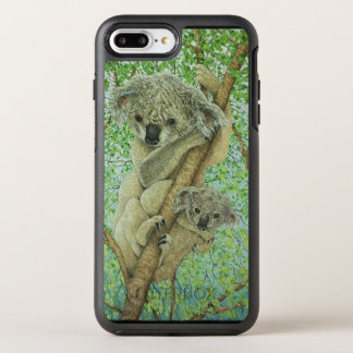 Top of the tree OtterBox symmetry iPhone 8 plus/7 plus case