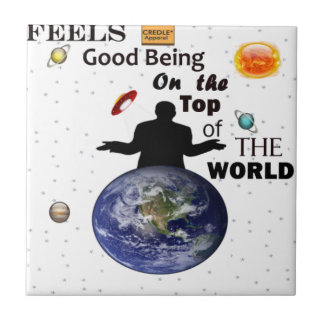 Top of the world by Credle Tile