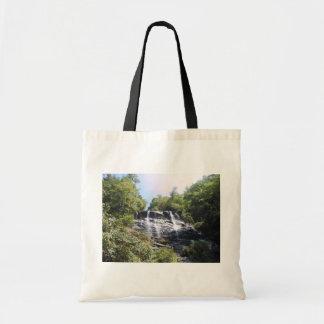 Top Of Water Fall Tote Bag