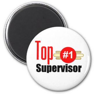 Top Supervisor Magnet