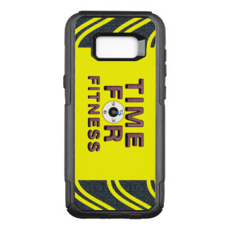 TOP Time for Fitness OtterBox Commuter Samsung Galaxy S8+ Case