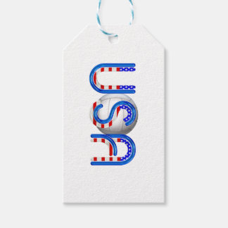 TOP Volleyball in the USA Gift Tags