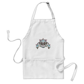 TORABORA DRYFLY Smiling Monster Aprons