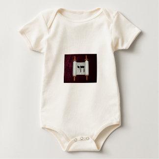 Torah Chai Baby Bodysuit