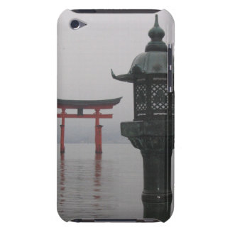 Torii gate at Miyajima, Japan iPod Touch Case-Mate Case