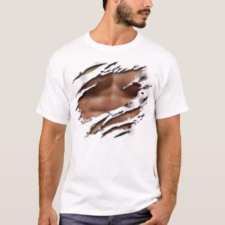 Torn shirt