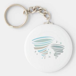 Tornado Key Ring