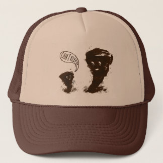 Tornado witth Cow Trucker Hat