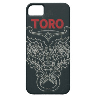 Toro Mata Bull Tattoo iPhone 5 Case