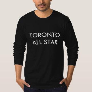 Toronto All Star in Black T-Shirt
