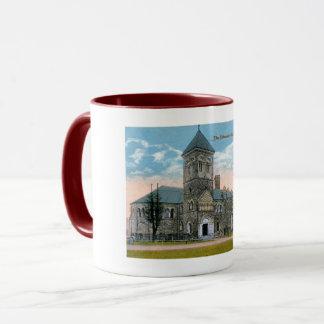 Toronto, Canada, University Library, Vintage Mug