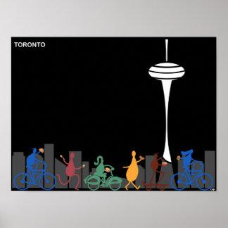 Toronto Foodies Poster