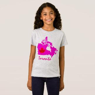 Toronto Ontario Customize Canada province shirt