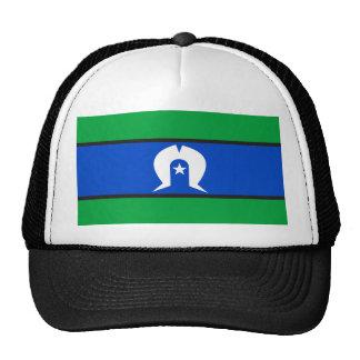 Torres Strait Islander country flag nation symbol Cap