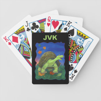 Tortoise Gifts & Accessories Bicycle Playing Cards