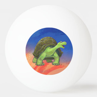 Tortoise Gifts & Accessories Ping Pong Ball