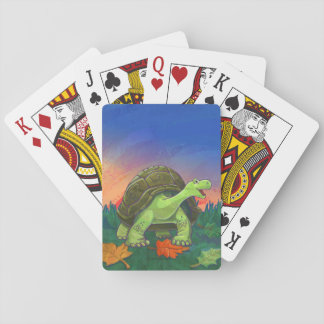 Tortoise Gifts & Accessories Playing Cards