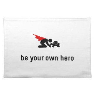 Tortoise Hero Placemat