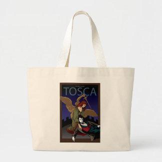 Tosca Opera Canvas Bag