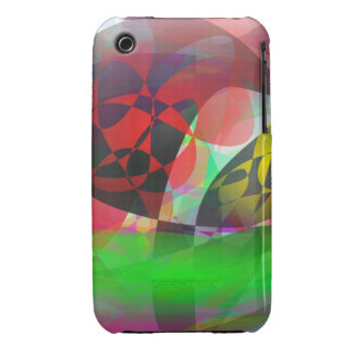 Total Abstract Art iPhone 3 Case-Mate Cases