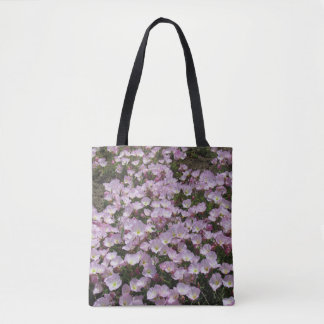 Tote Bag (ao) - Field of Primroses