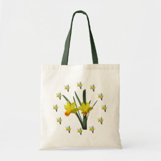 Tote Bag - Daffodil Blossoms