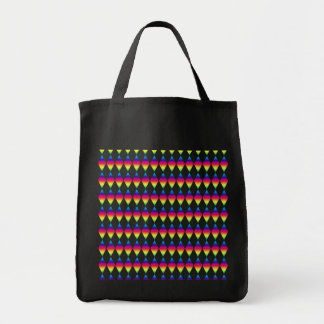 Tote Bag - Rainbow Diamonds