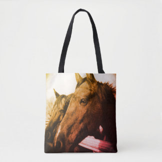 Tote - Red Horse