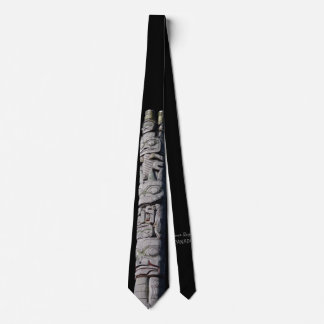 Totem Pole Ties First Nations Totem Tie Necktie
