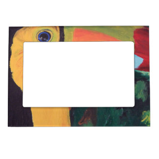 Toucan Magnetic Picture Frame