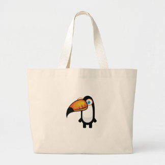 Toucan - My Conservation Park Large Tote Bag
