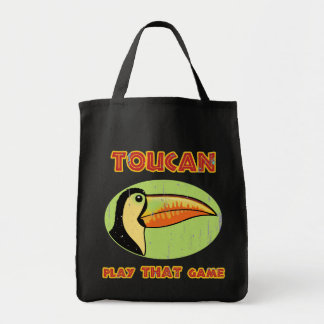Toucan Play THAT Game Tote Bag