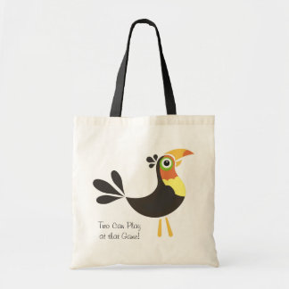 Toucan, Two Can Play at that Game! Tote Bag