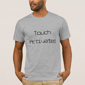 Touch Activated T-Shirt