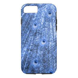 Touch Iphone Case Peacock Blue
