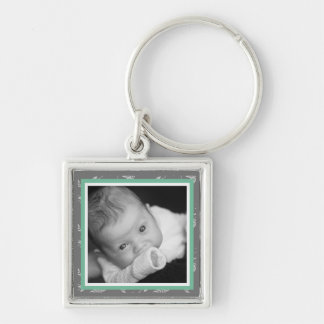 Touch of Class Green Key Chain